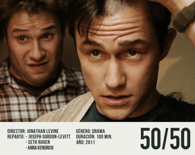 50/50 – review