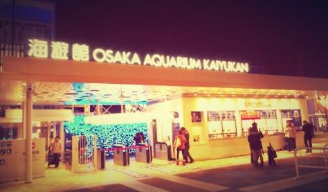 Osaka Kaiyukan