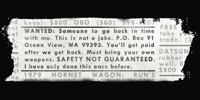 Safety Not Guaranteed – review