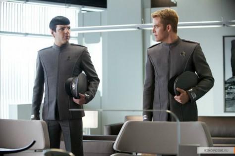 STID Kirk Spock