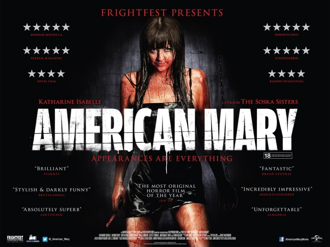 American Mary – review