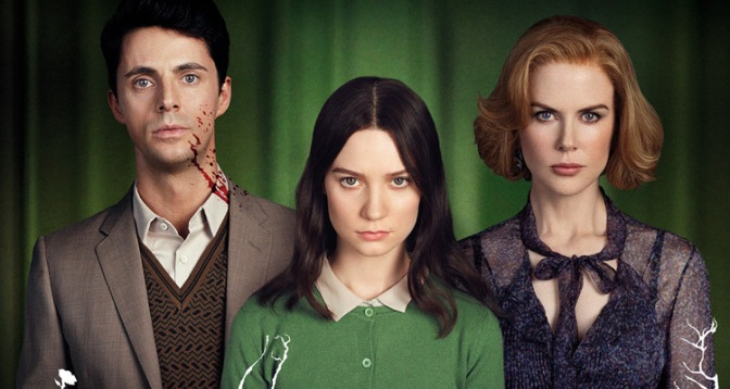 Stoker – review