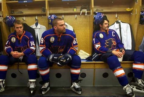 goon locker room