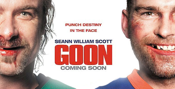 Goon – review