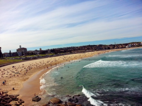 Beach - Bondi Coast