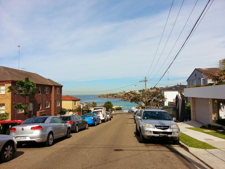 Beach - Road to Tamarama