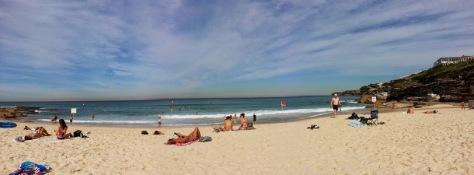 Beach - Tamarama Wide