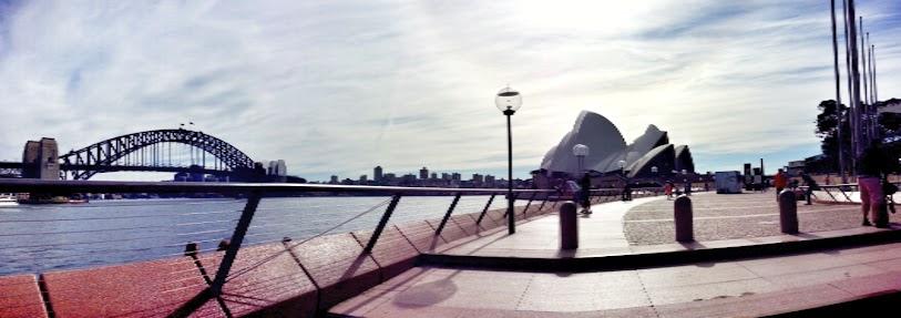 Circular Quay morning