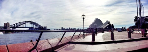 Circular Quay morning