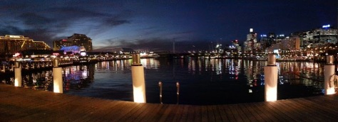 Darling Harbor - wide