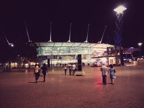 JM - Allphones Arena