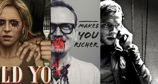Triple Play: Cheap Thrills (2014), 13 Sins (2014), Would You Rather (2012)